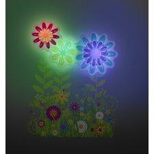 Flower Garden Light Dance Garden Wall Décor