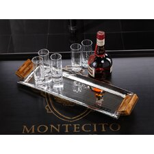 Barclay Butera Montecito Rectangular Serving Tray