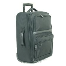 "Lite On-Board Wheeled 20"" Carry-On in Black"