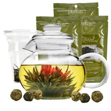 Teapot Experience Gift Set