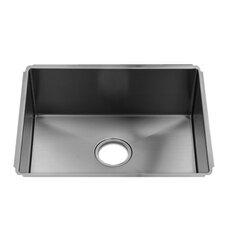 """J7 22"""" x 17.5"""" Undermount Single Bowl Kitchen Sink"""