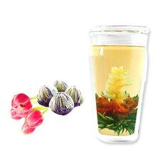 Eco Tumbler Fab Flowering Tea Set