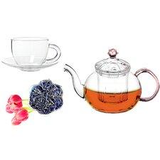 Juliet 0.63-qt. Jasmine Teapot Set