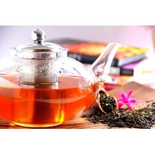 Harmony 1.56-qt. Jasmine Whole Leaf Green Teapot