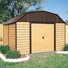 Woodhaven 10 Ft. W x 14 Ft. D Metal Storage Shed