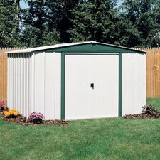 Hamlet 10 Ft. W x 8 Ft. D Steel Storage Shed