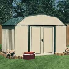 Sheridan 10 Ft. W x 8 Ft. D Steel Storage Shed