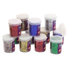 Glitter 12 Pk. 3/4 Oz. Multi Pack