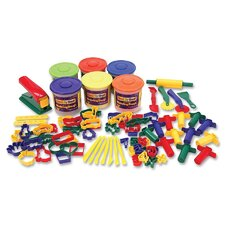 Classic Dough and Tool Box Assortment (Set of 84)