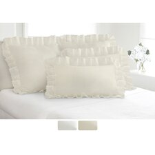 Fresh Ideas Eyelet Sham (Set of 2)