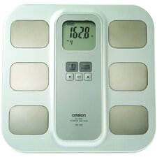 Full-Body Sensor Composition Monitor with Scale