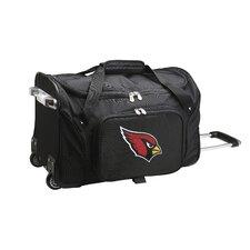 NFL 12'' 2 Wheeled Carry-On Duffel