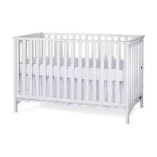 London Stationary 3-in-1 Convertible Crib