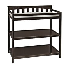 London Flat Top Changing Table