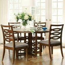 Claire de Lune 5 Piece Dining Set