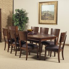 Perspective 9 Piece Dining Set
