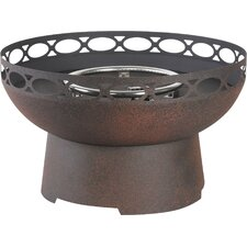 Cosentino Steel Propane Fire Pit