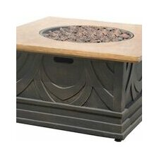 Avila Envirostone Propane Fire Pit Table