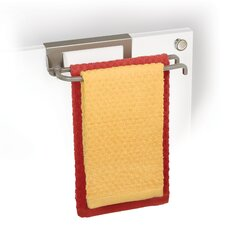 Cabinet Over- the-Door Towel Bar