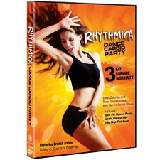 Rhythmica Dance Cardio DVD