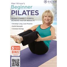Mari Winsor Beginner's Pilates DVD