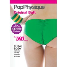 Pop Physique Original Butt DVD