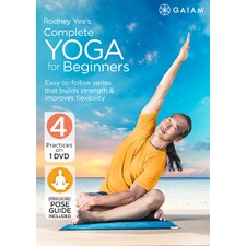Rodney Yee's Complete Yoga DVD for Beginners