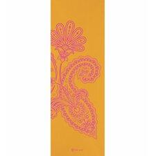 "0.12"" Paisley Flower Printed Yoga Mat"