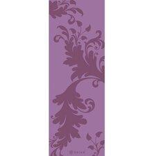 """0.12"""" Filigree Printed Yoga Mat"""