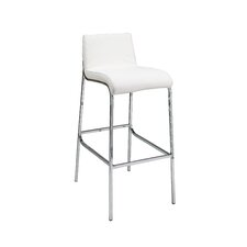 "Inamona 26"" Bar Stool with Cushion (Set of 2)"