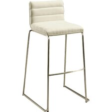 "Dominica 26.5"" Bar Stool with Cushion"