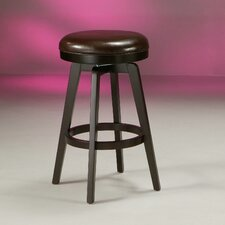 Royal Vista Backless Barstool in Espresso Annigre