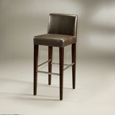 "Equinoii 30"" Bar Stool with Cushion"