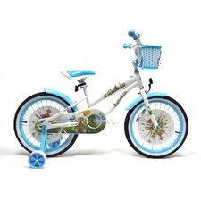 "Girl's 18"" Single Speed Cruiser Bike"