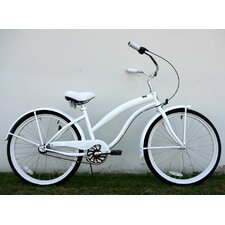 Women's 3-Speed Premium Beach Cruiser