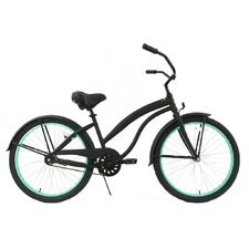 Women's Single Speed Beach Cruiser