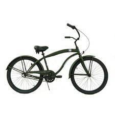 Men's 3-Speed Premium Beach Cruiser