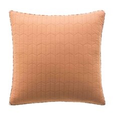 Leaves Quilted European Sham (Set of 2)