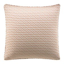 Leaves Cotton Throw Pillow