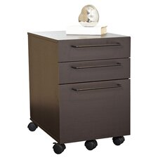 Tribeca 211 3 Drawer File Cabinet