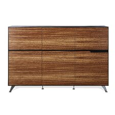 400 Collection 6 Door Credenza