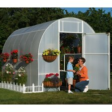 Gardeners Oasis 8 Ft. W x 24 Ft. D Polyethylene Greenhouse