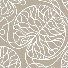"Marimekko II Bottna 33' x 27.6"" Abstract Wallpaper"