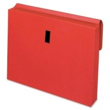 """Wallet With Flap, 3-1/2""""Expansion, Letter, Blue/Red/Yellow (Set of 2)"""