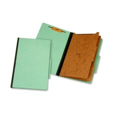 25 pt. Legal Size Classification Folder (Set of 400)