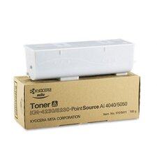 37015011 OEM Toner Cartridge, 22000 Page Yield, Black