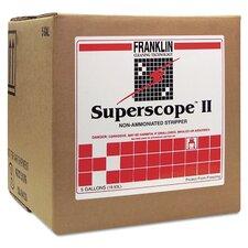 Superscope II Non-Ammoniated Liquid Floor Stripper - 5 Gallons
