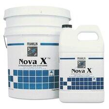 Nova X Extraordinary UHS Star-Shine Liquid Floor Finish - 1 Gallon / 4 per Case