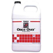 Once Over Floor Stripper Bottle