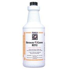 Brown 'Bee' Gone RTU Carpet Tannin Treatment Bottle